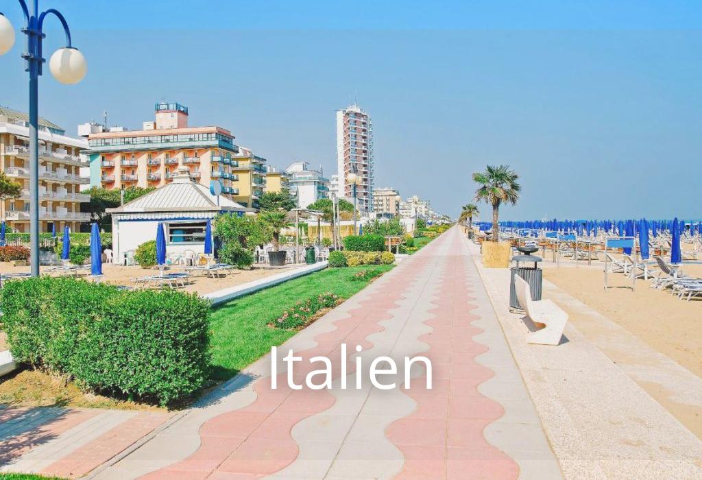 Italien-badeferie